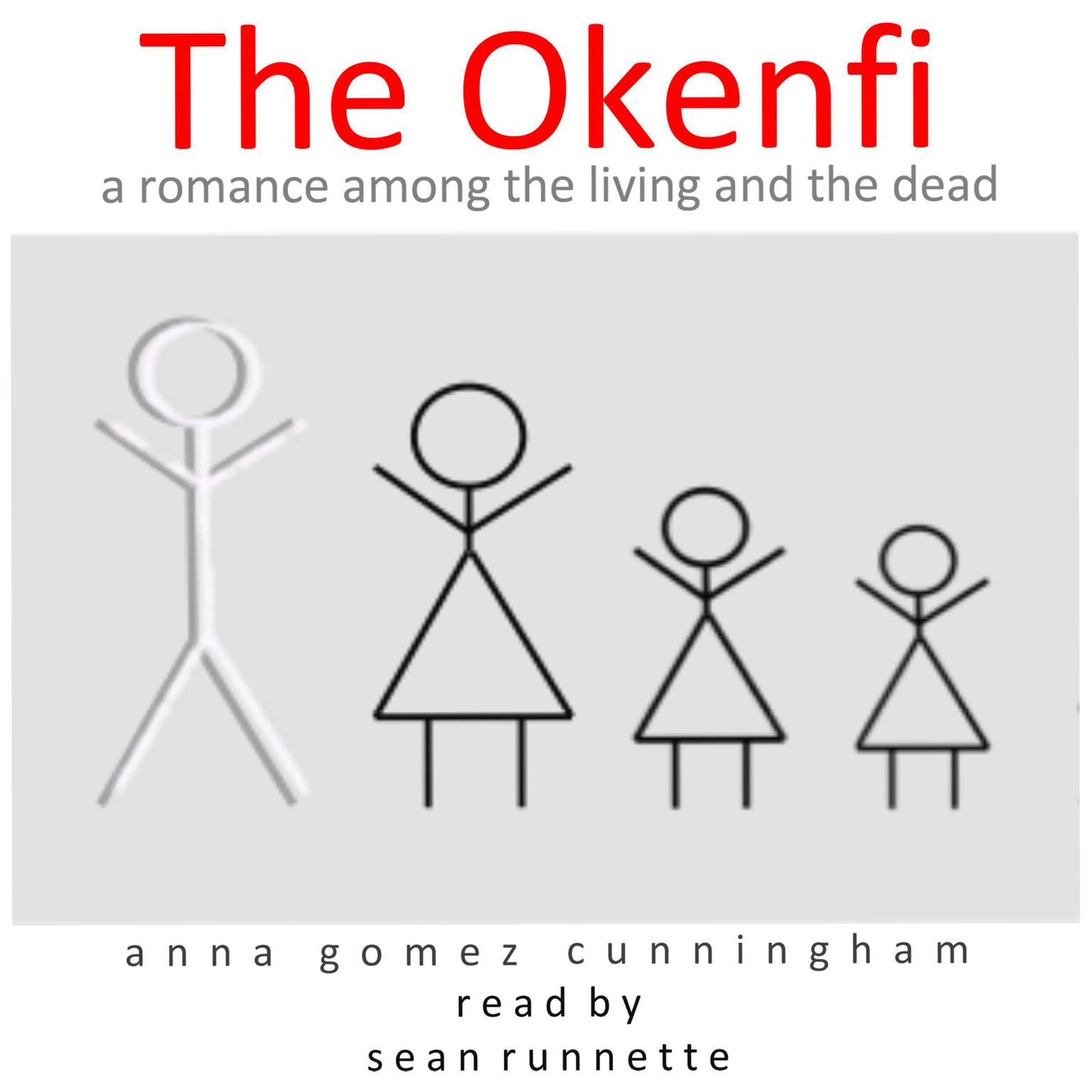 Printable The Okenfi Audiobook Cover Art