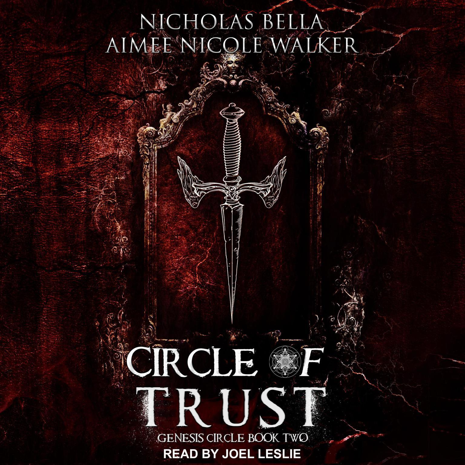 Printable Circle of Trust Audiobook Cover Art