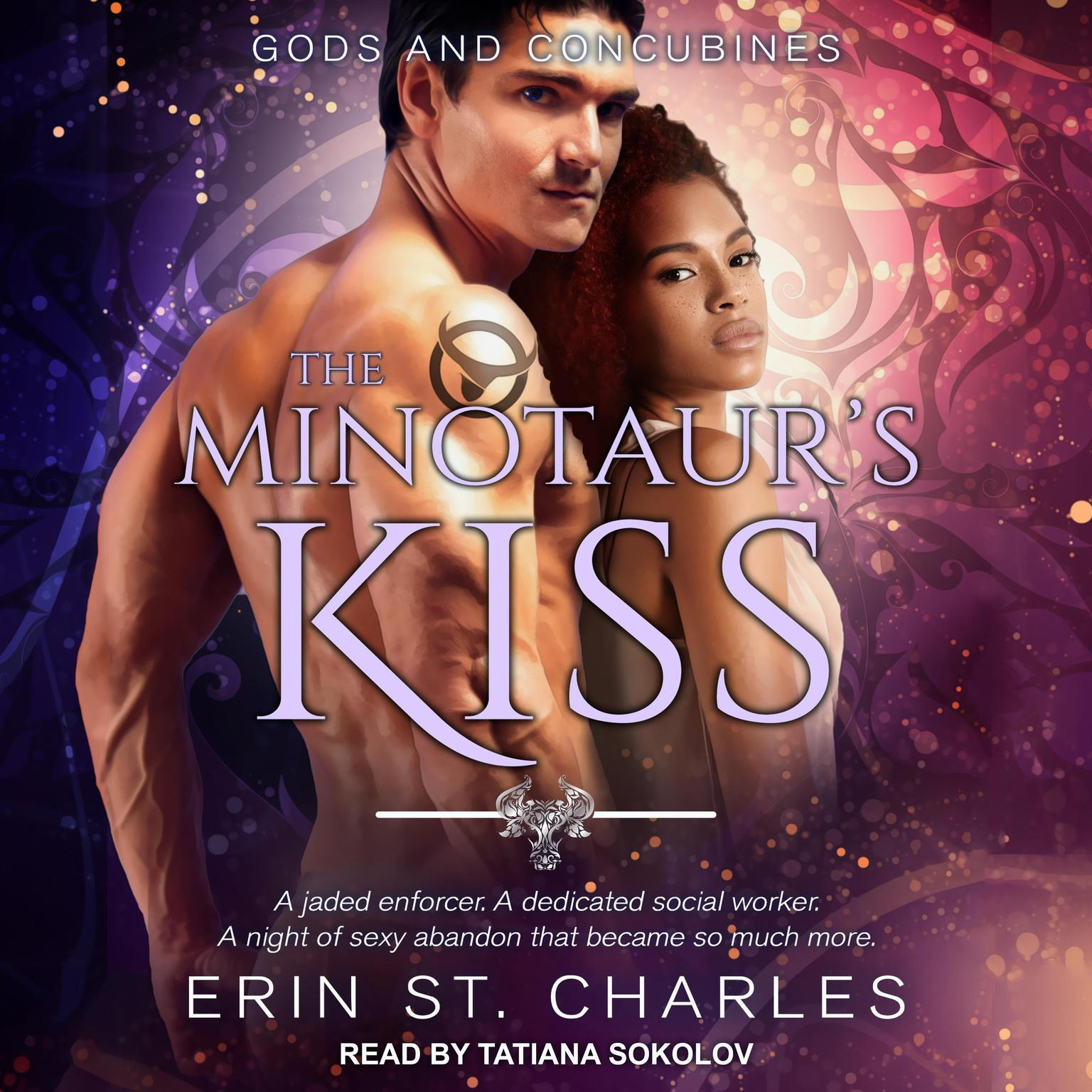 Printable The Minotaur's Kiss Audiobook Cover Art