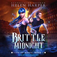 Brittle Midnight Audiobook, by Helen Harper