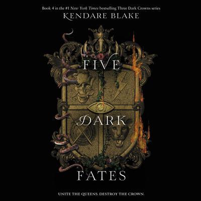 Five Dark Fates Audiobook, by