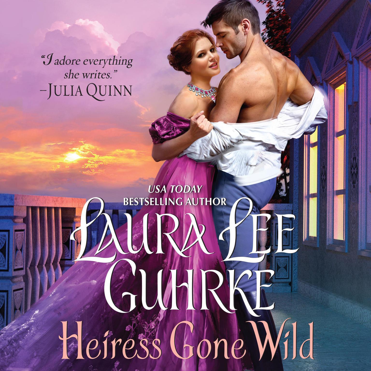 Printable Heiress Gone Wild: Dear Lady Truelove Audiobook Cover Art