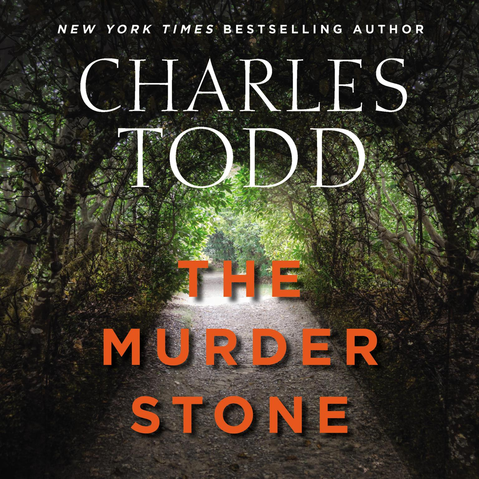 Printable The Murder Stone: A Novel of Suspense Audiobook Cover Art