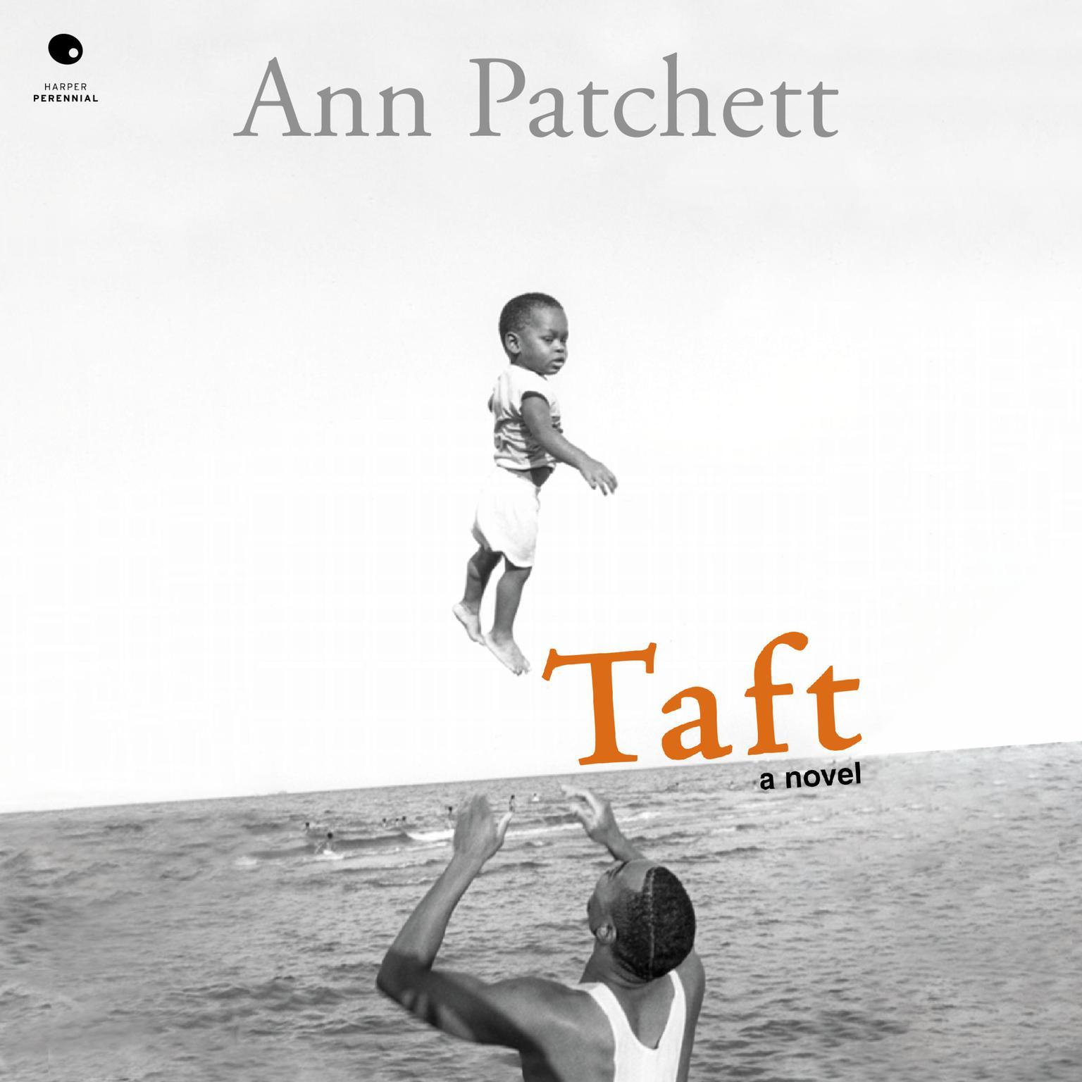 Printable Taft: A Novel Audiobook Cover Art