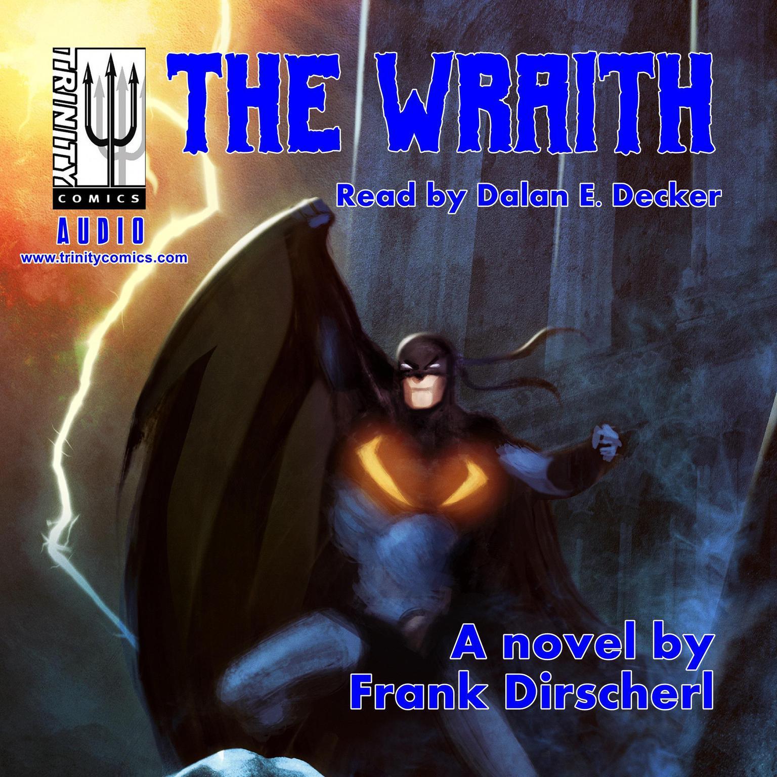 Printable The Wraith Audiobook Cover Art