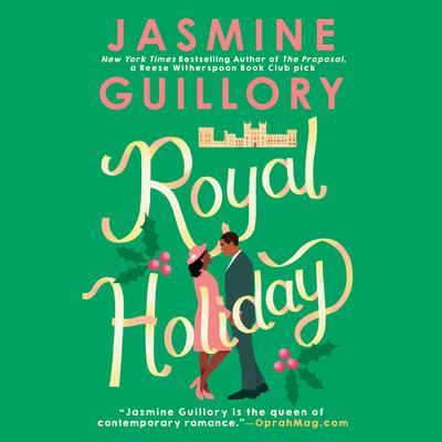Royal Holiday Audiobook, by Jasmine Guillory