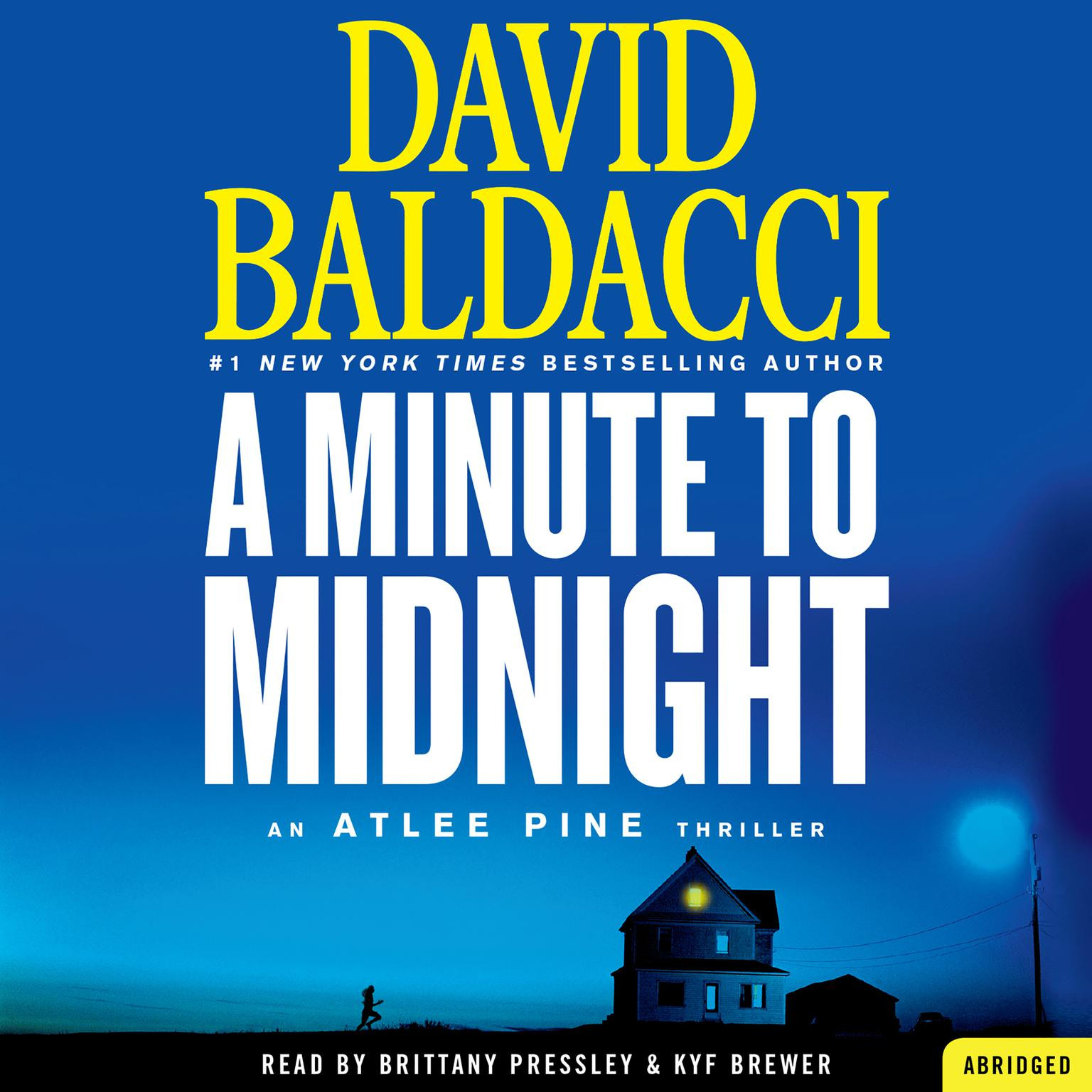 Printable A Minute to Midnight Audiobook Cover Art