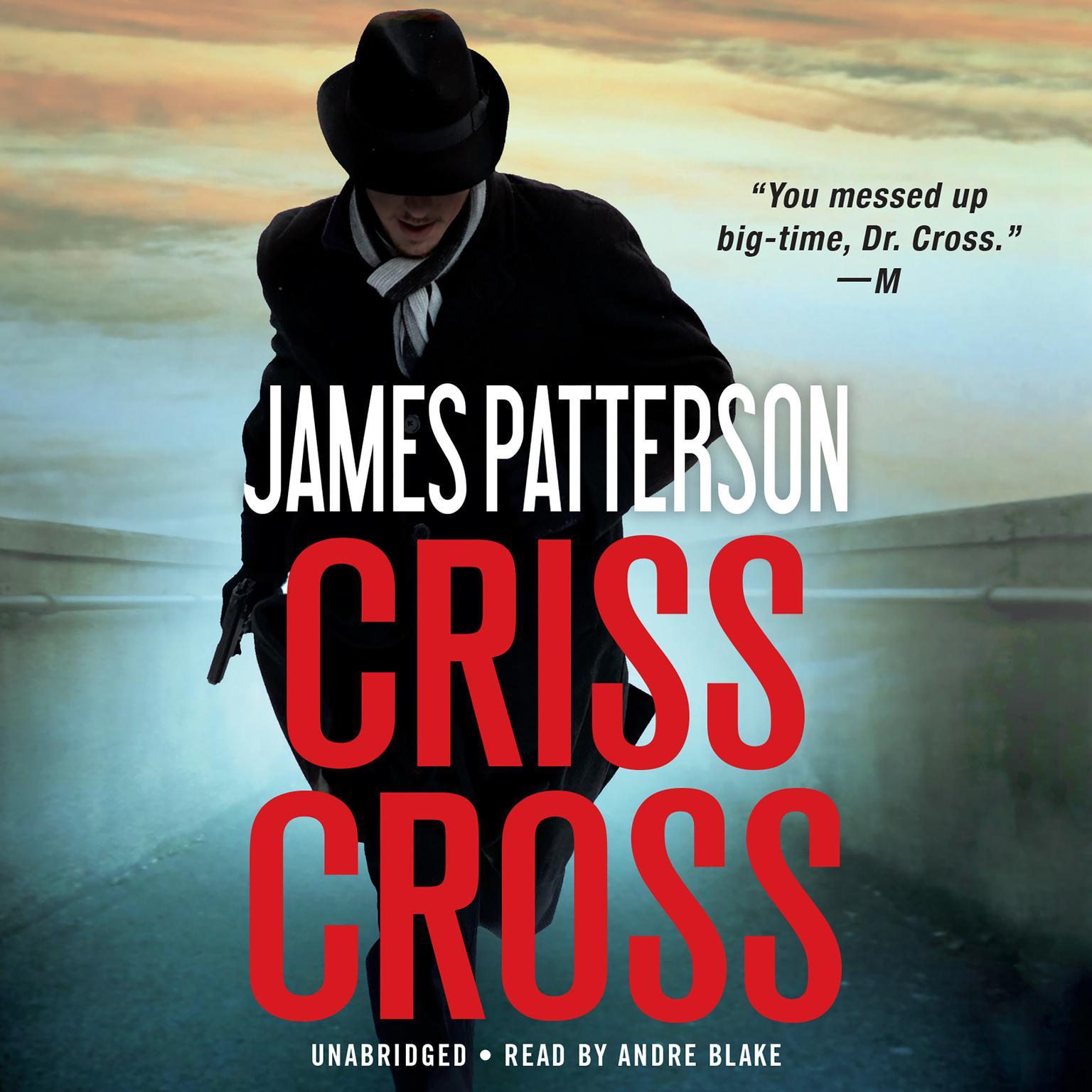 Printable Criss Cross Audiobook Cover Art