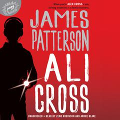 Ali Cross Audiobook, by James Patterson