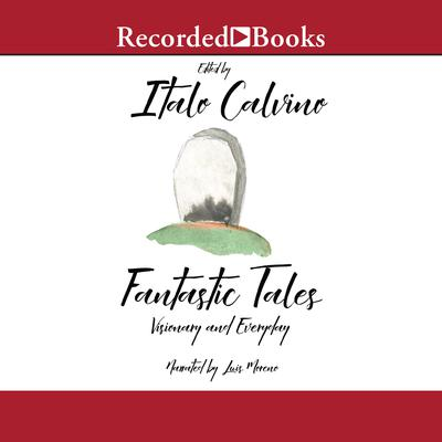 Fantastic Tales: Visionary and Everyday Audiobook, by Italo Calvino