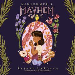 Midsummer's Mayhem Audiobook, by Rajani LaRocca