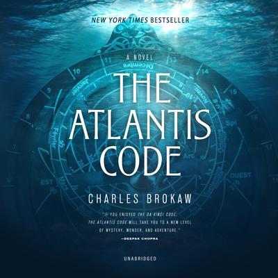 The Atlantis Code: A Novel Audiobook, by Charles Brokaw