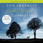 Crooked Letter, Crooked Letter: A Novel Audiobook, by Tom Franklin