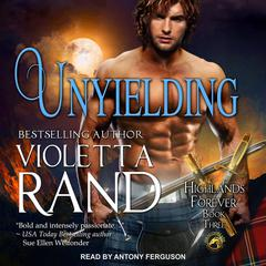 Unyielding Audiobook, by Violetta Rand