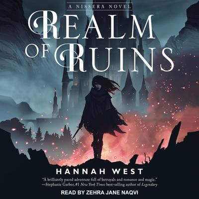 Realm of Ruins Audiobook, by Hannah West