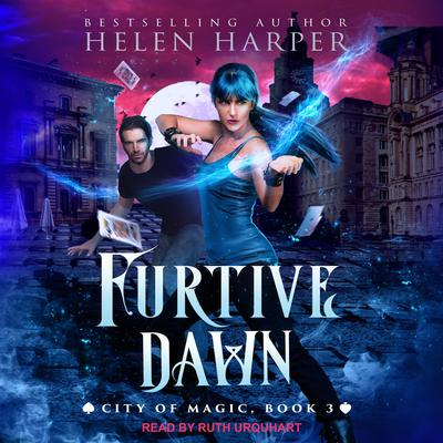 Furtive Dawn Audiobook, by Helen Harper