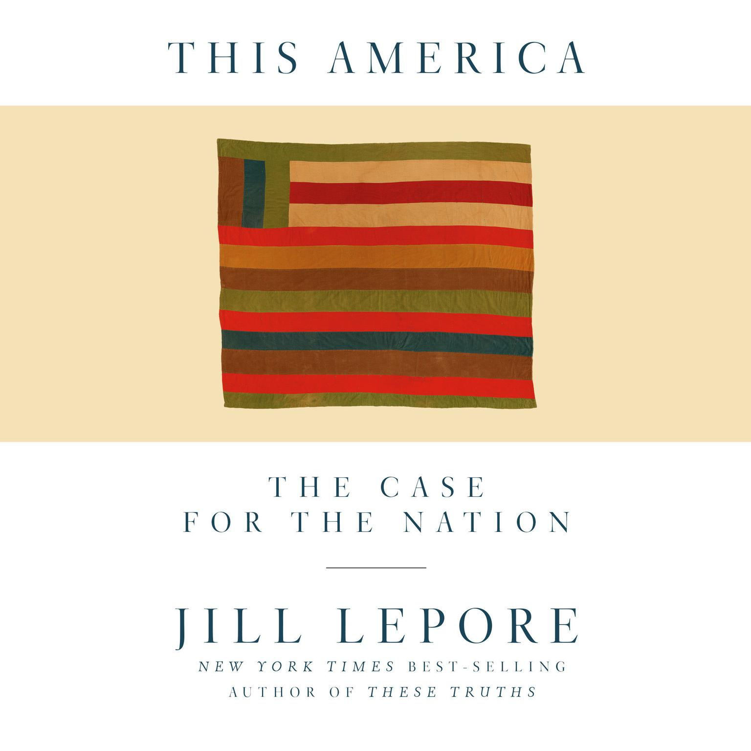 Printable This America: The Case for the Nation Audiobook Cover Art