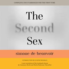 The Second Sex Audiobook, by Simone de Beauvoir
