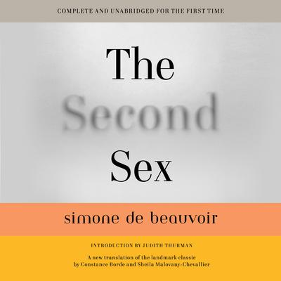 The Second Sex Audiobook, by