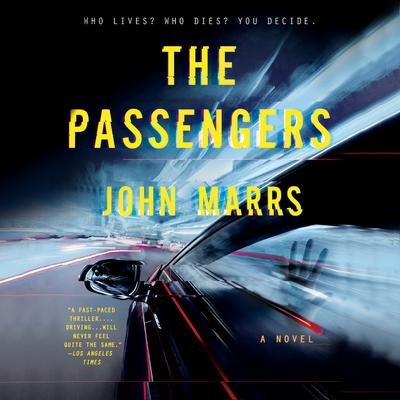 The Passengers Audiobook, by John Marrs