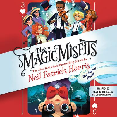 The Magic Misfits: The Minor Third Audiobook, by