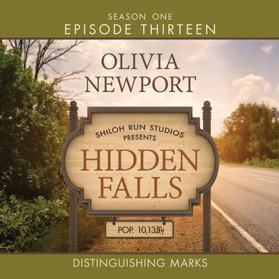 Distinguishing Marks Audiobook, by Olivia Newport