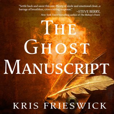 The Ghost Manuscript Audiobook, by Kris Frieswick