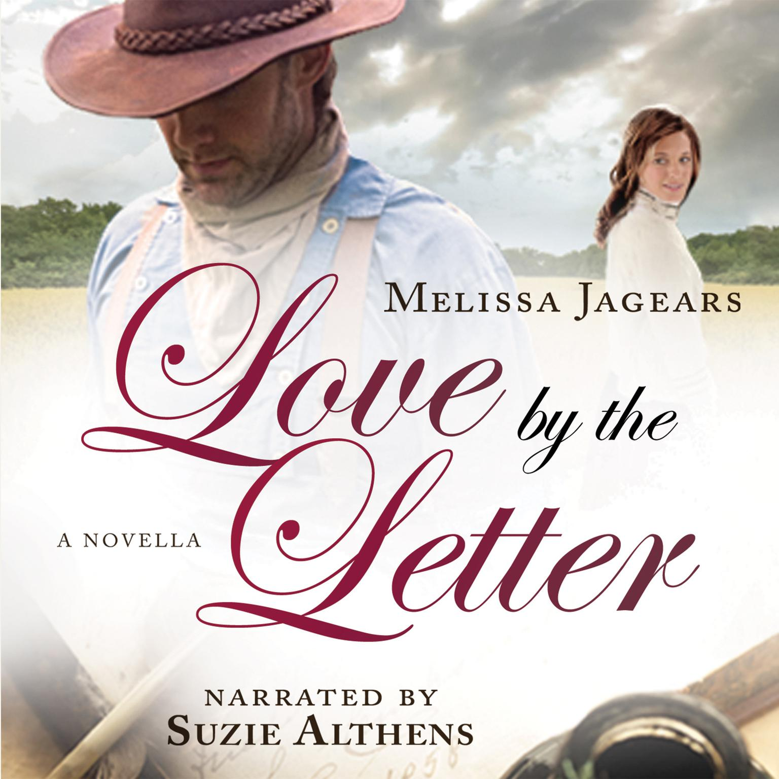 Printable Love by the Letter Audiobook Cover Art