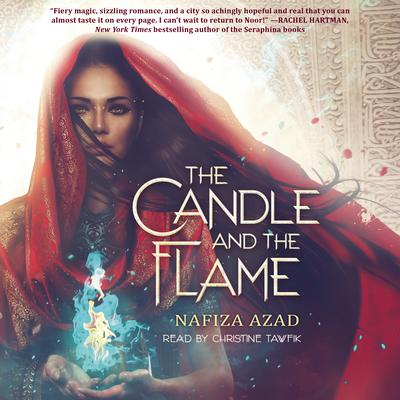 The Candle and the Flame (Digital Audio Download Edition) Audiobook, by