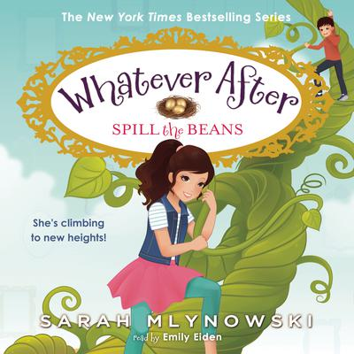 Spill the Beans Audiobook, by Sarah Mlynowski