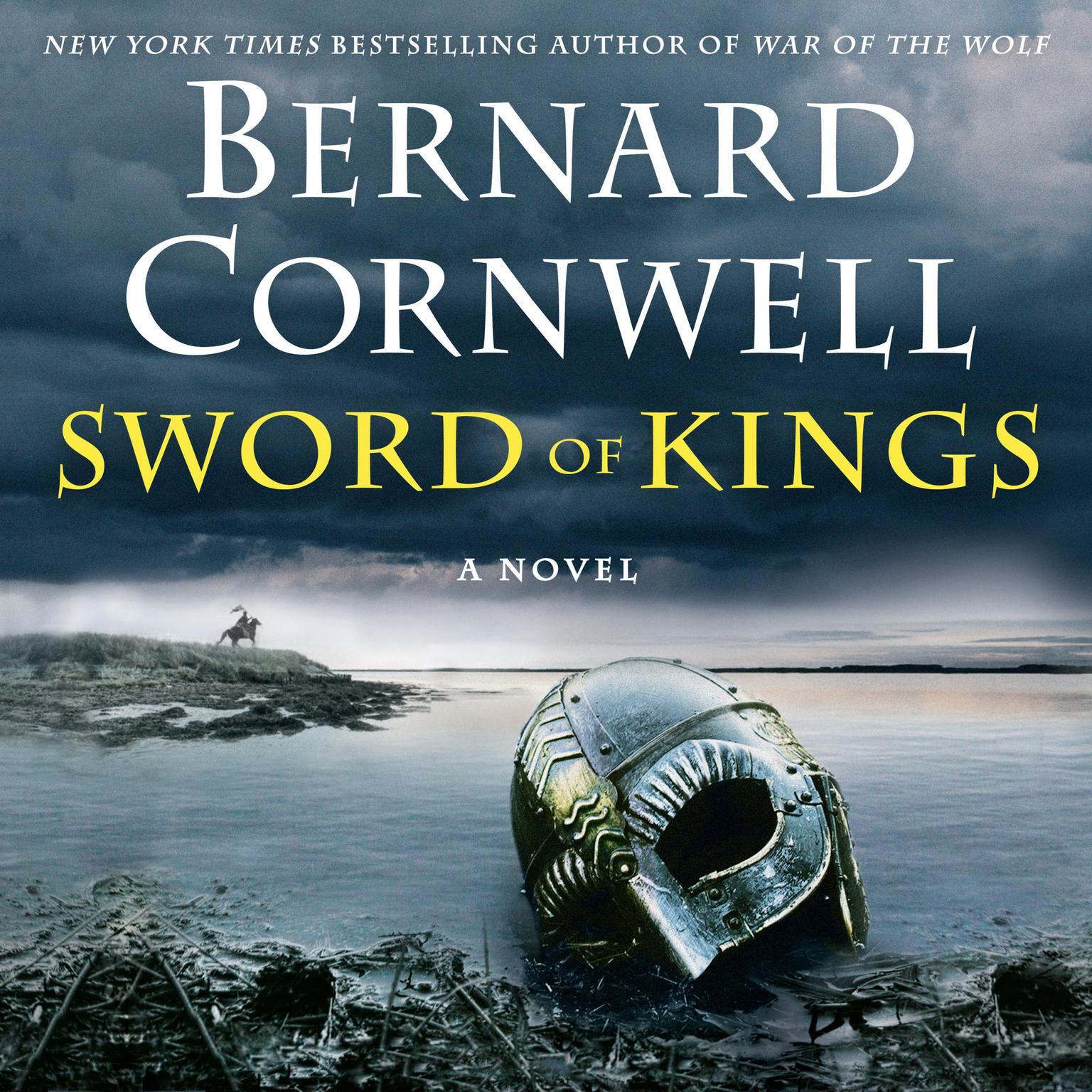 Printable Sword of Kings: A Novel Audiobook Cover Art