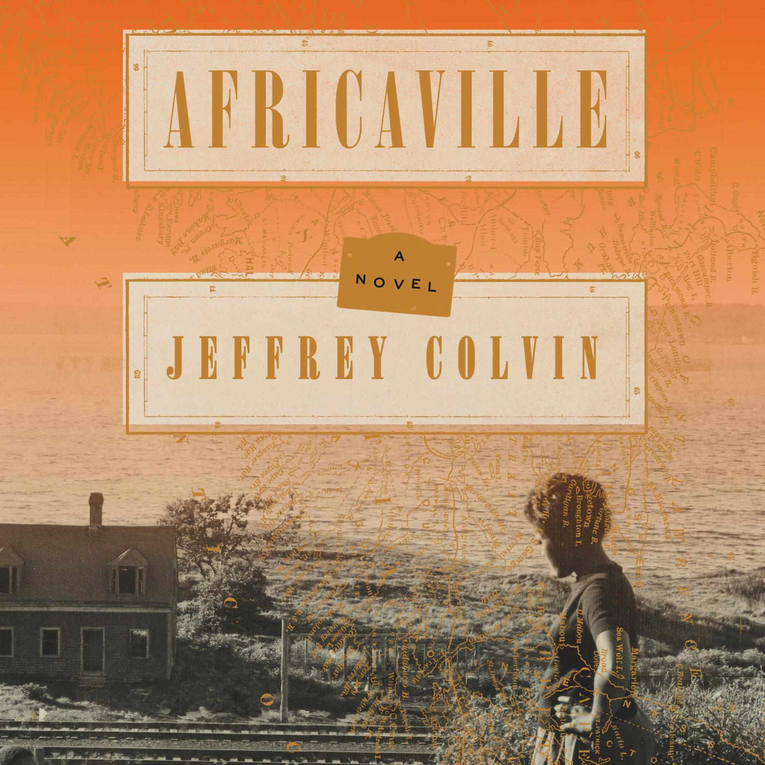 Printable Africaville: A Novel Audiobook Cover Art