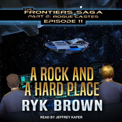 A Rock and a Hard Place Audiobook, by