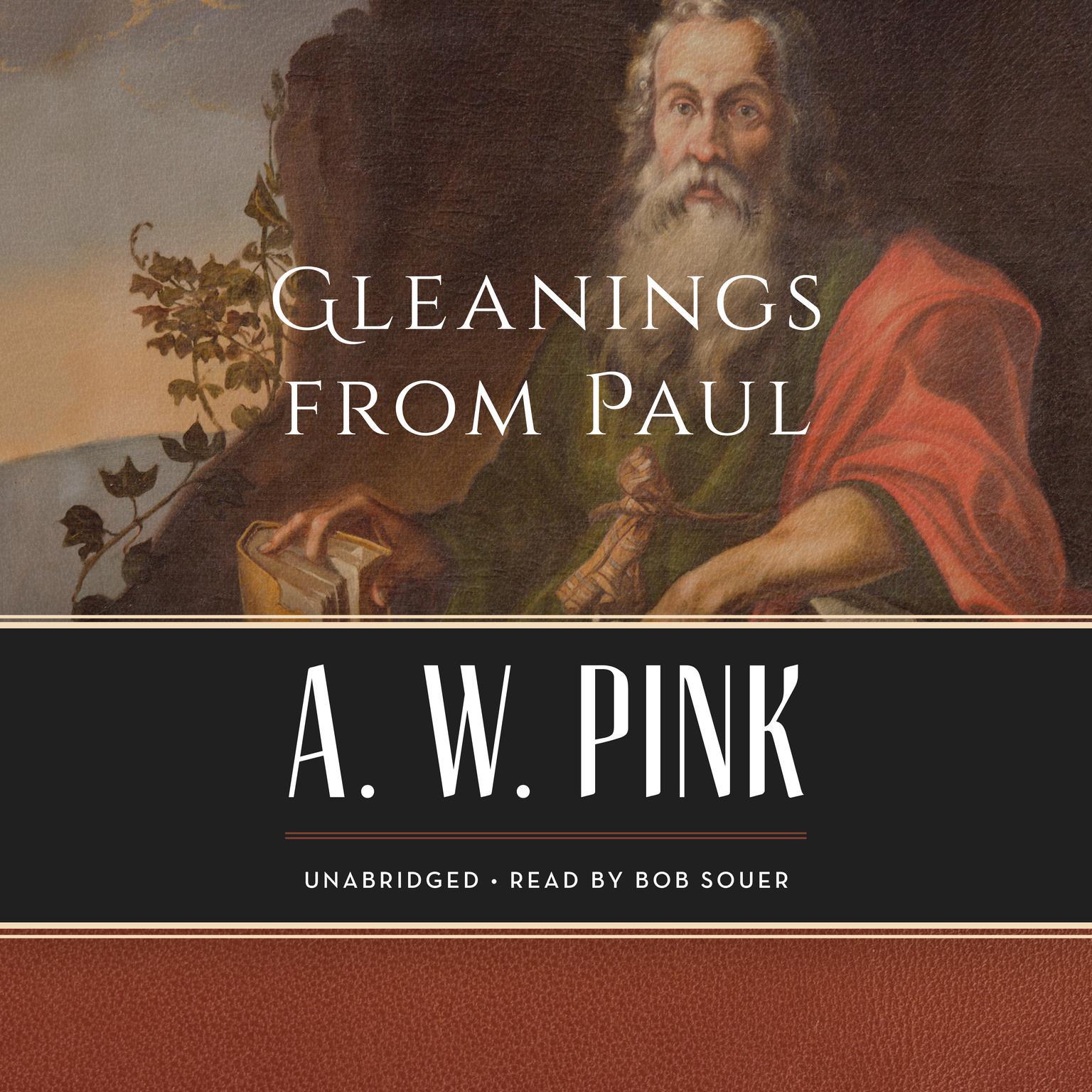 Printable Gleanings from Paul Audiobook Cover Art