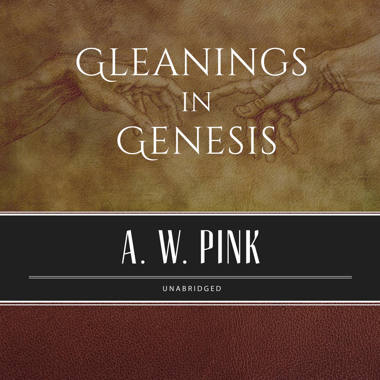 Printable Gleanings in Genesis Audiobook Cover Art