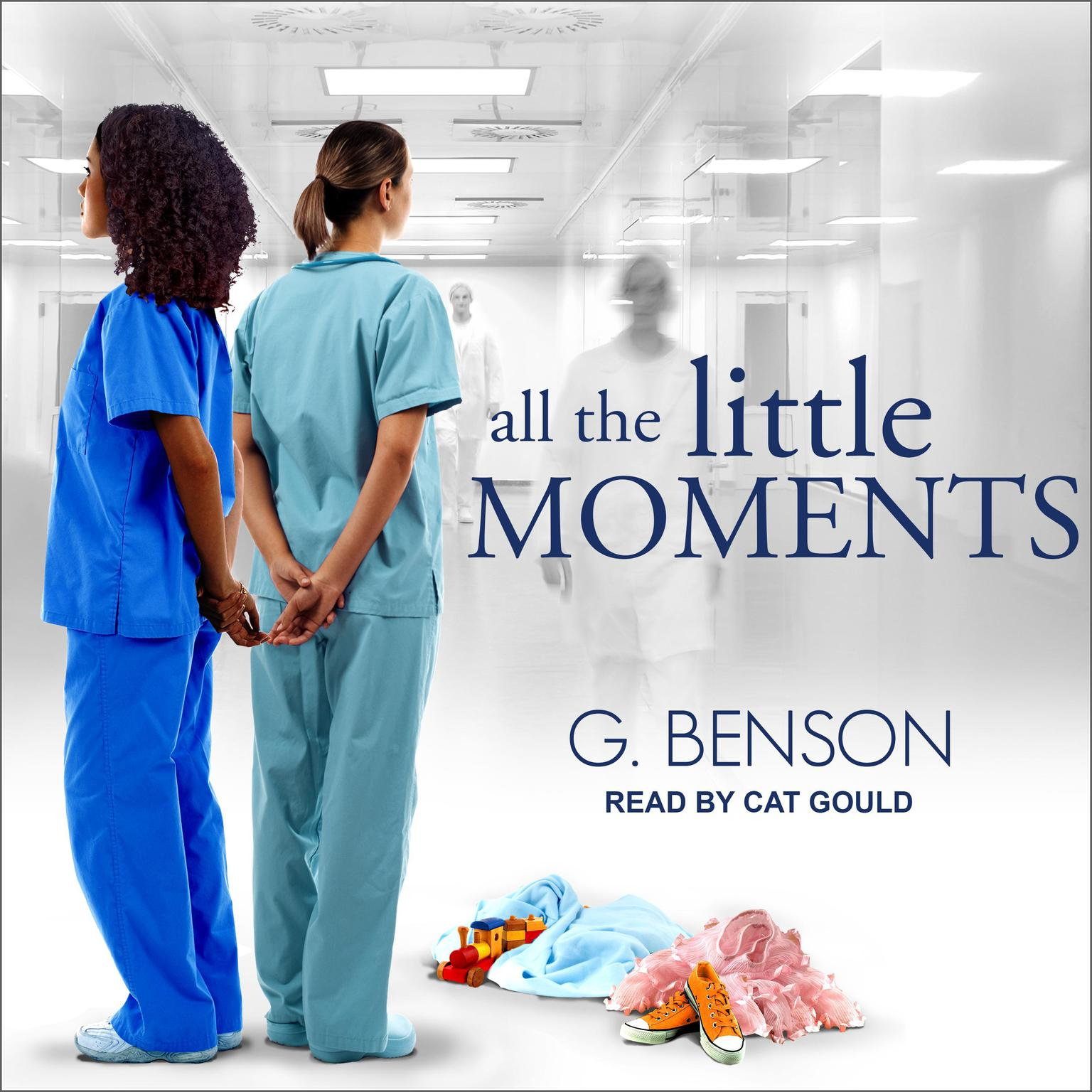 Printable All the Little Moments Audiobook Cover Art