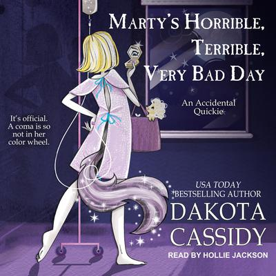 Marty's Horrible, Terrible, Very Bad Day Audiobook, by Dakota Cassidy