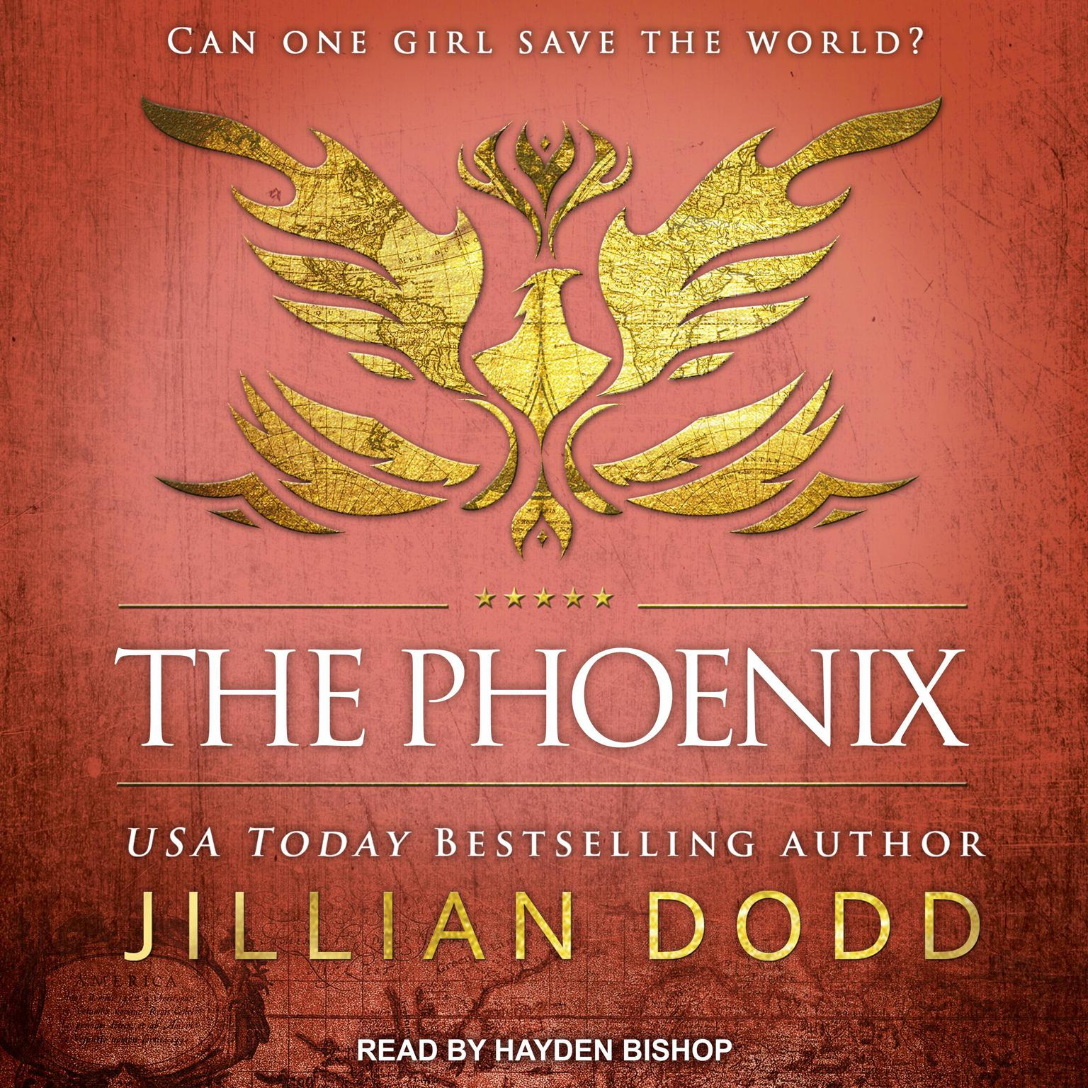 Printable The Phoenix Audiobook Cover Art