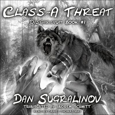 Class-A Threat Audiobook, by