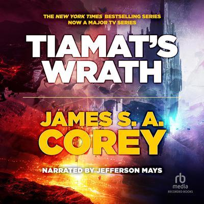 Tiamats Wrath Audiobook, by James S. A. Corey