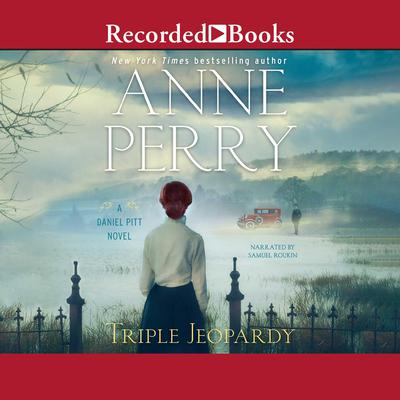 Triple Jeopardy Audiobook, by Anne Perry
