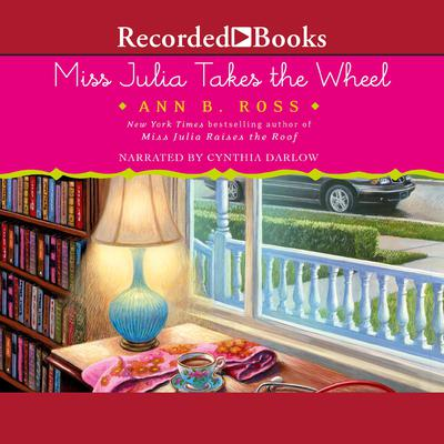 Miss Julia Takes the Wheel Audiobook, by