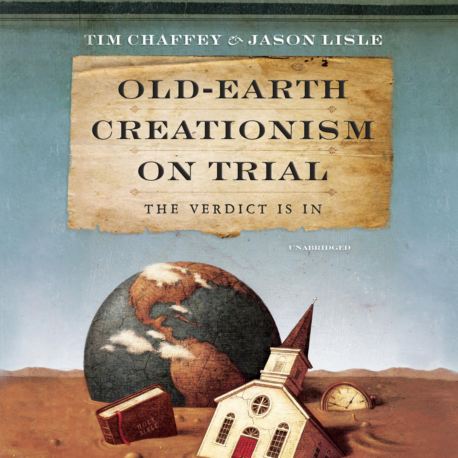 Printable Old-Earth Creationism on Trial: The Verdict Is In Audiobook Cover Art