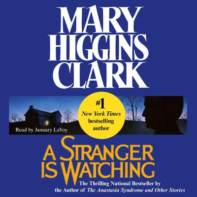 A Stranger Is Watching Audiobook, by