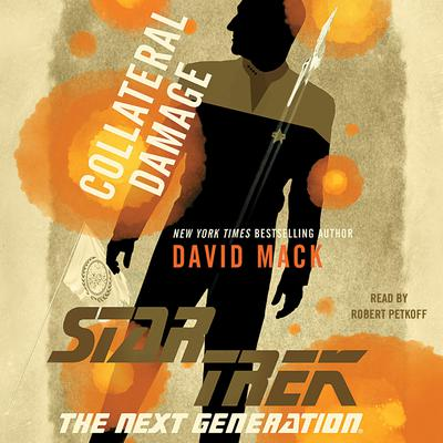 Collateral Damage Audiobook, by David Mack