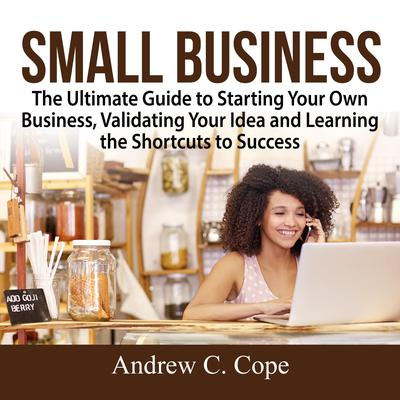 Small Business Audiobook, by Andrew Cope