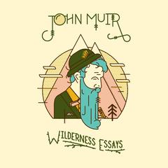 Wilderness Essays Audiobook, by John Muir