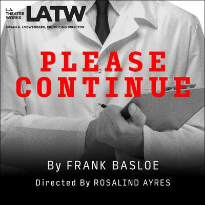 Please Continue Audiobook, by Frank Basloe