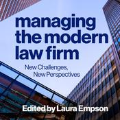 Managing the Modern Law Firm: New Challenges, New Perspectives Audiobook, by Laura Empson