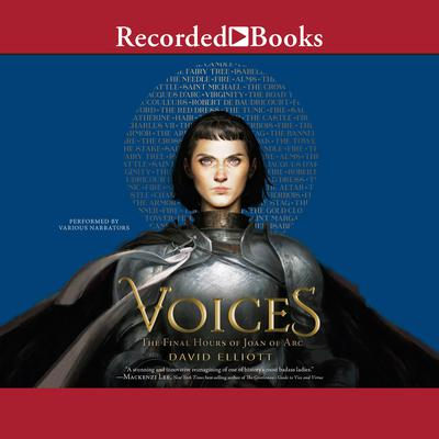 Voices: The Final Hours of Joan of Arc Audiobook, by David Elliott
